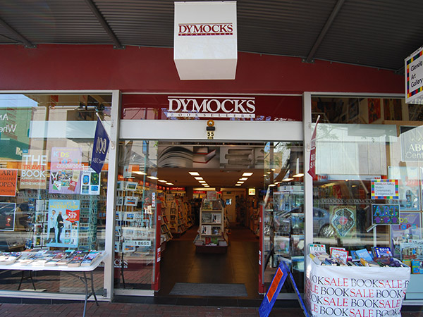 We're excited to announce that Dymocks in Adelaide has accepted copies of A  Rare Gift and Pharaoh's Tomb. This means you can go in and buy them there  if ...